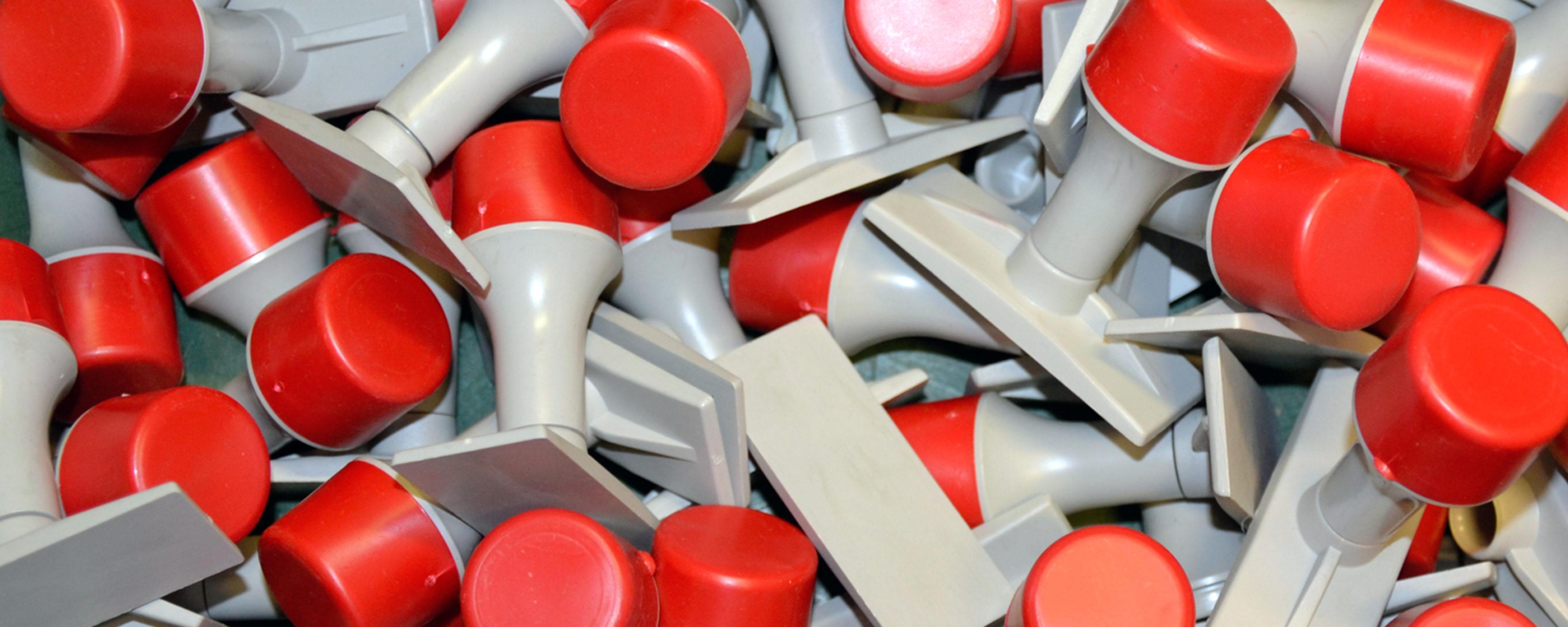 Montatura plastica