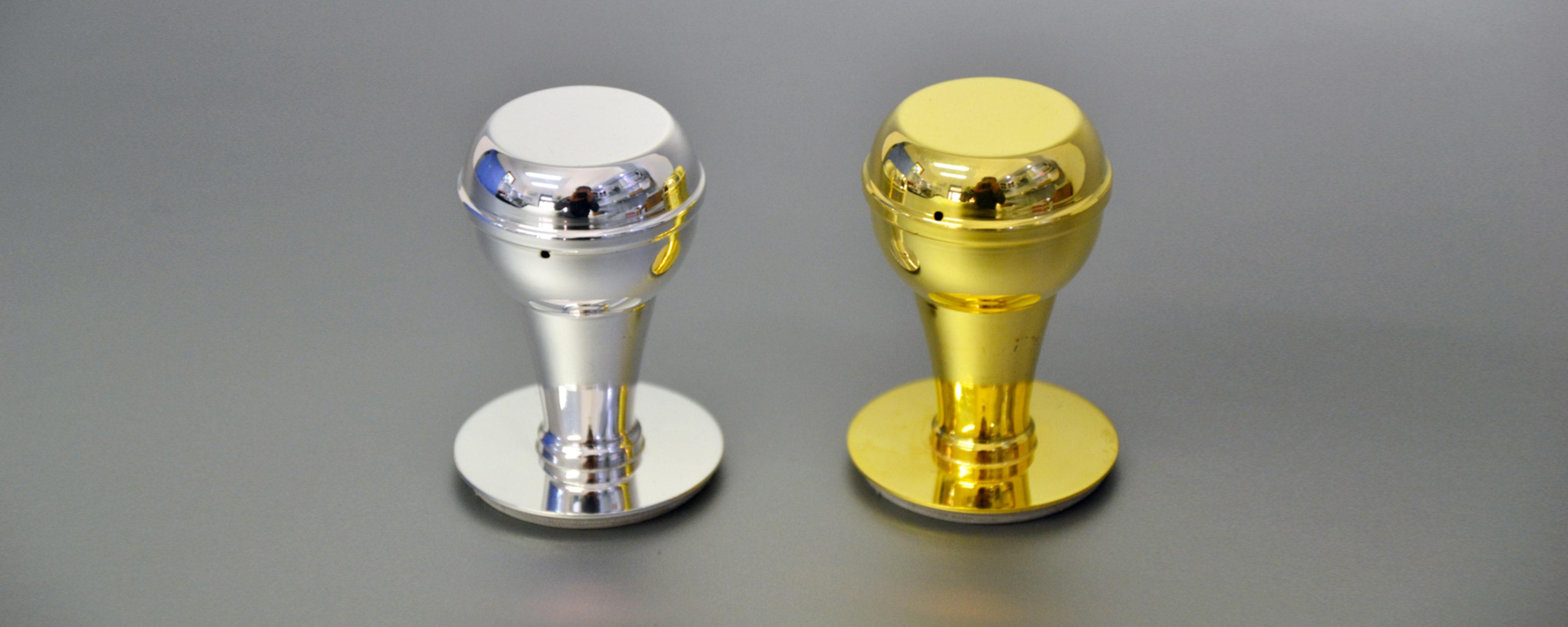 Timbri oro e argento